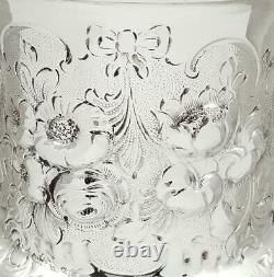 Antique Victorian Sterling Silver Trophy Cup 1860