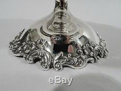 Black, Starr & Frost Compote 83 Antique Bowl American Sterling Silver