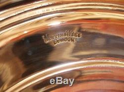 Monteith Bowl Mappin & Webb Victorian Sterling Silver Sheffield 1895