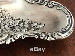 - Rare Theodore B. Starr Sterling Silver Pocket Watch Stand New York 18771924