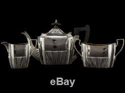 Silver Bachelor Tea Set 1898