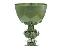 Victorian Sterling Silver Chalice 1884