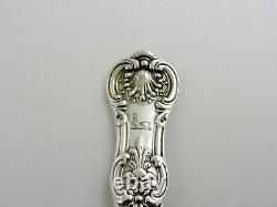 88 Pièces Argent Cantine De Queens Motif Couverts, 1844, 12 Personne Service Crest