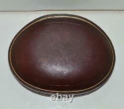 Boxed 1881 Victorienne Solide Set D'argent De Quatre Sels Et Cuillères