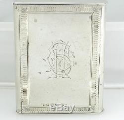 Carte Victorienne Case C. 1876