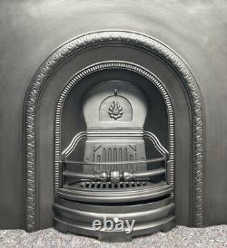 Cheminée En Fonte / Entourage D'incendie / Insert / Style Victorien / Carburant Solide / Gaz
