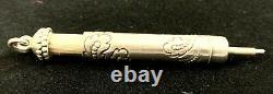 Crayon Victorien Antique Tiffany & Co Sterling Silver
