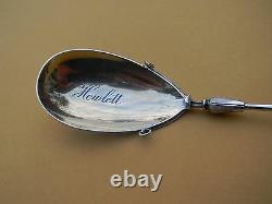 Esthétique Sterling Spoon Gorham Wire Wrapped Daisy 1880