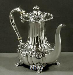 Howard Sterling Coffee Pot 1892 Museum Nyc