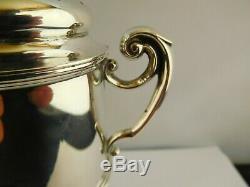 Impressionnant Victorienne Trophée Nouveauté En Forme Anglais Sucre En Argent Sterling Castor