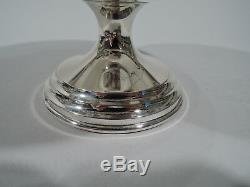 Kirk Compote 436 Traditionnel Baltimore Repousse Argent Sterling Américain