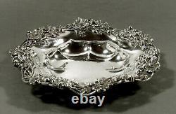 Redlich Sterling Dessert Bowl C1895 No Mono