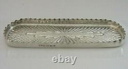 Sterling Sterling Sterling Stylo Anglais 1889 Bureau Antique