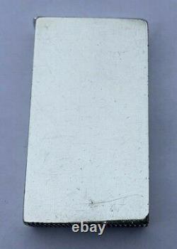 Une Paire De Sampson Mordon Silver Enamel Vesta Case's Old & Young Tom Morris